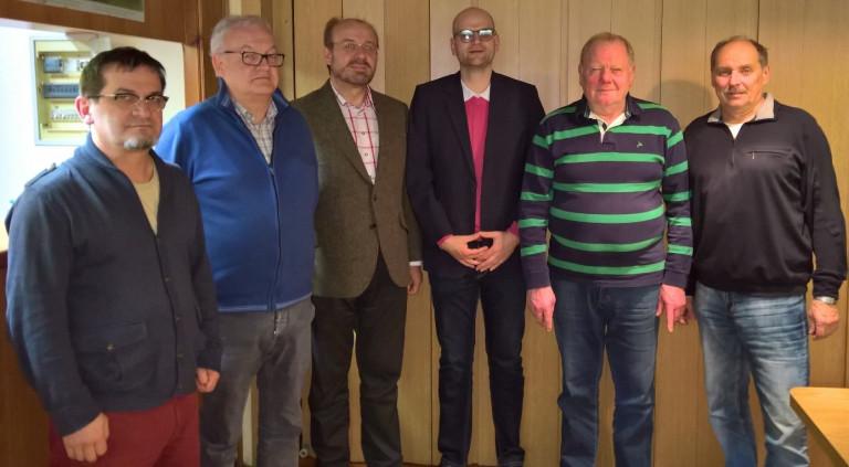 Jahreshauptversammlung Küps / Burkersdorf